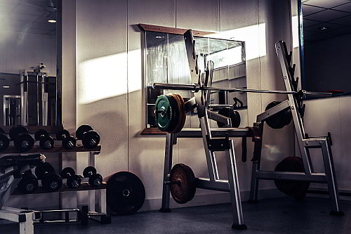 Bild Home Gym einrichten