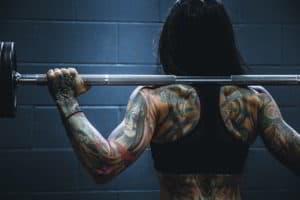 Bild Nackenmuskulatur aufbauen