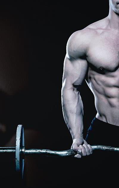 Bild wie unterarme trainieren