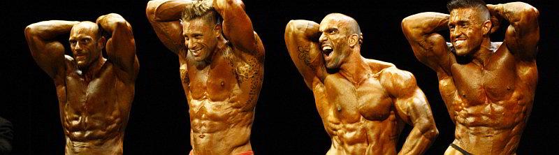 Fett abbauen Muskeln aufbauen