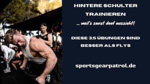 Hintere Schulter Trainieren