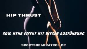 Bild Hip Thrust