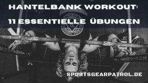Bild Hantelbank Workout